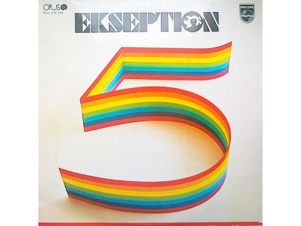 EKSEPTION: Ekseption 5 - LP / BAZAR