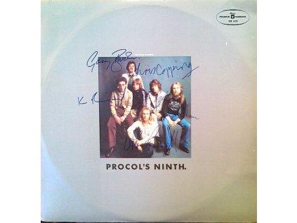 PROCOL HARUM: Procol´s Ninth - LP / BAZAR