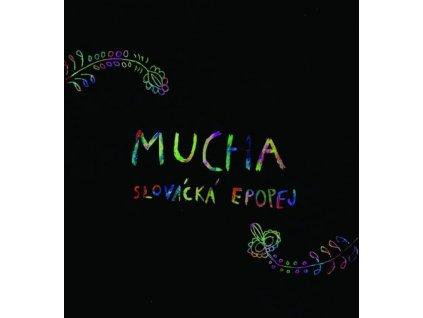 MUCHA - Slovácká epopej - CD