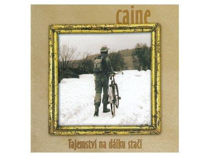 CAINE - Tajemství na dálku stačí - 2CD