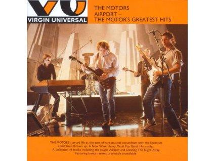 MOTORS - Airport - The Motor´s Greatest Hits - CD