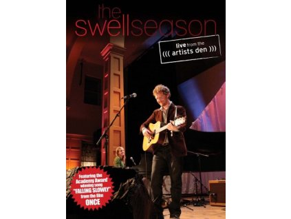 """SWELL SEASON - Live from the """"Artists den"""" - CD"""