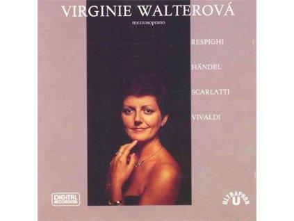WALTEROVÁ VIRGINIE - Mezzosoprano - CD