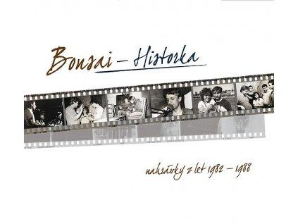 BONSAI - Historka (Nahrávky z let 1982-1988) - 2CD