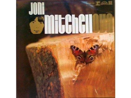 MITCHELL JONI: Joni Mitchell - LP / BAZAR