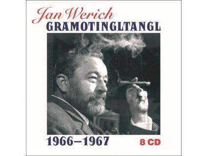 WERICH JAN - Gramotingltangl - 8CD