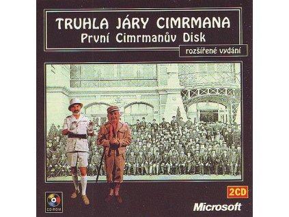 Smoljak - CIMRMAN - Svěrák: Truhla Járy Cimrmana (První Cimrmanův Disk) - CD-ROM