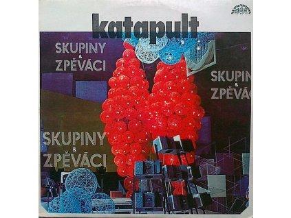 KATAPULT (Zpěváci a skupiny) - LP / BAZAR