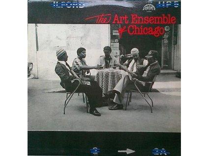 ART ENSEMBLE OF CHICAGO - LP / BAZAR