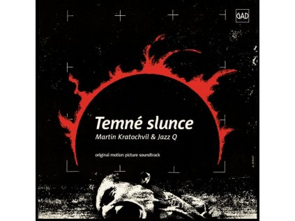 KRATOCHVÍL & JAZZ Q - Temné slunce (Soundtrack) - CD - (limited 500)