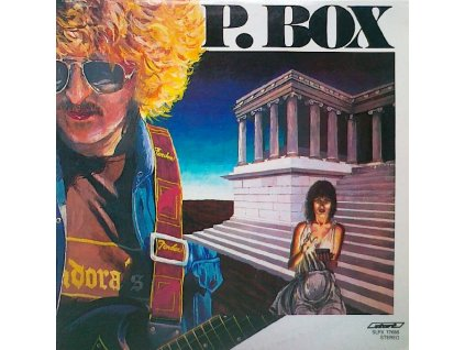 P. BOX: Pandora´s Box - LP / BAZAR