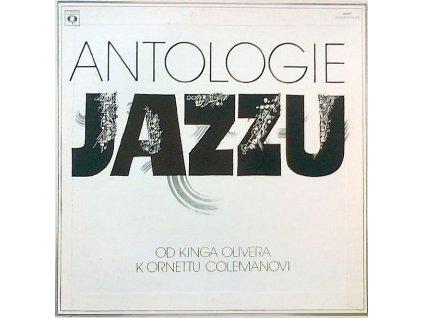 antologie jazzu 4LP