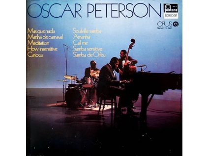 PETERSON OSCAR - LP / BAZAR