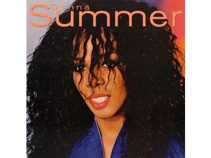 SUMMER DONNA: Donna Summer - LP / BAZAR