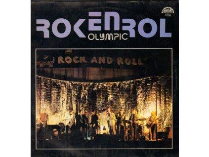 OLYMPIC: Rokenrol - LP / BAZAR