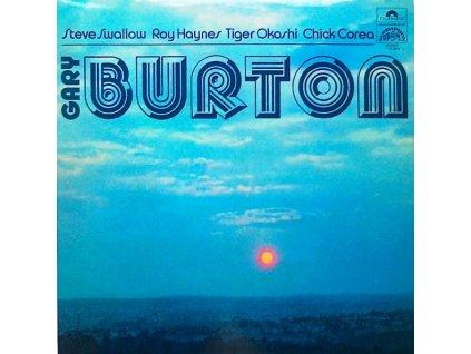 BURTON GARY: Gary Burton, Steve Swallow, Roy Haynes, Tiger Okashi, Chick Corea - LP / BAZAR