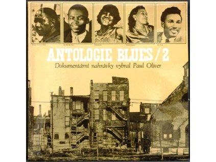ANTOLOGIE BLUES 2 (by Paul Oliver) - 2LP / BAZAR