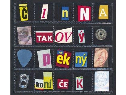 ČINNA - Takový pěkný koníček - CD