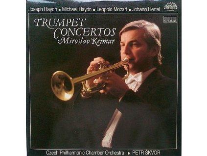 KEJMAR MIROSLAV: Trumpet Concertos - LP / BAZAR