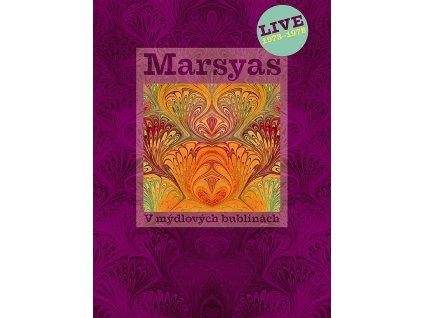 MARSYAS - V mýdlových bublinách - 2CD/book format