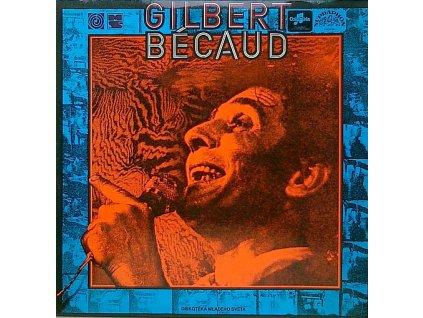 BÉCAUD GILBERT - LP / BAZAR