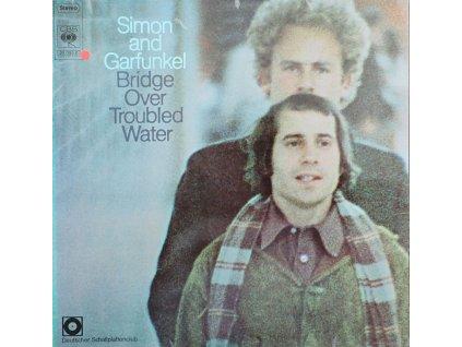 SIMON & GARFUNKEL: Bridge Over Troubled Water - LP / BAZAR