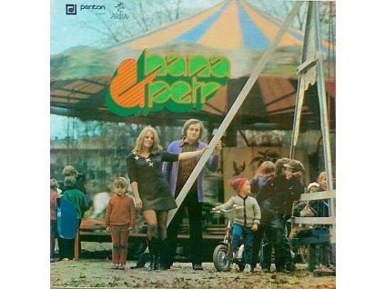 ULRYCHOVI HANA A PETR - LP / BAZAR