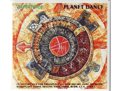 PLANET DANCE - Ecstasy of St. Theresa, Ohm Square, Blow, Hypnotix, Skyline etc. - CD
