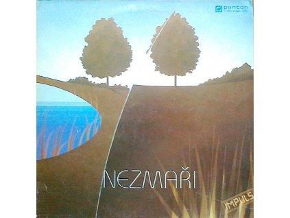 NEZMAŘI - LP / BAZAR