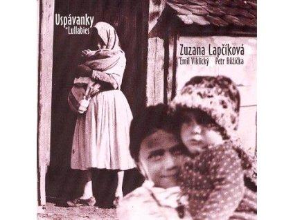 LAPČÍKOVÁ ZUZANA - Uspávanky - CD