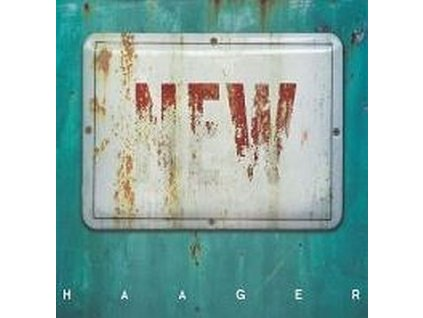 HAAGER - New - CD