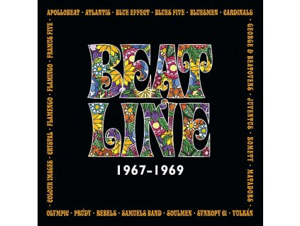BEATLINE 1967-1969 - 2CD