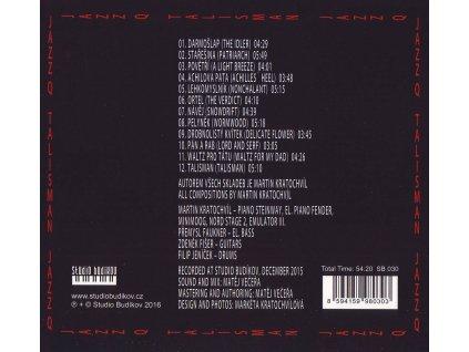 JAZZ Q - Talisman - CD