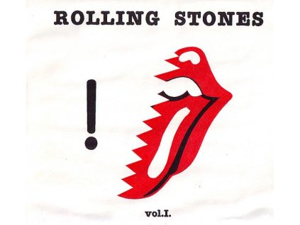 ROLLING STONES - Vol. 1 + Vol. 2 - 2CD / BAZAR