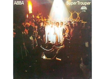 ABBA - Super Trouper - LP / BAZAR