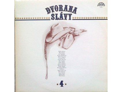 DVORANA SLÁVY - 4 - 2LP / BAZAR