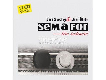 DIVADLO SEMAFOR - Komplet 1964 - 1971 - 11CD