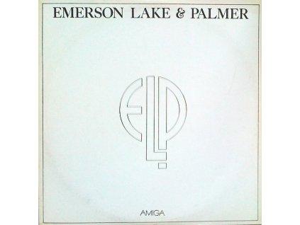 EMERSON, LAKE AND PALMER - Amiga - LP / BAZAR