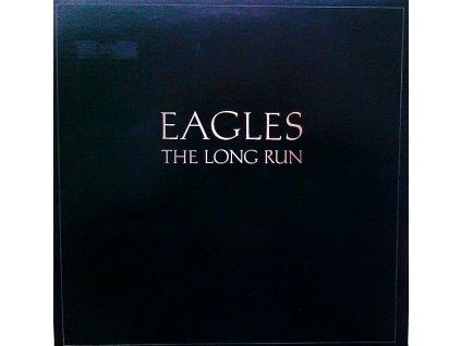 EAGLES - The Long Run - LP / BAZAR