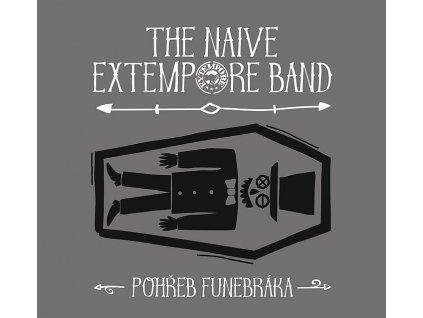 EXTEMPORE - Pohřeb funebráka - CD