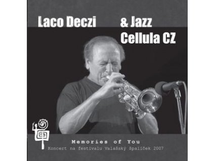 DECZI LACO & JAZZ CELLULA CZ - Memories of You - CD