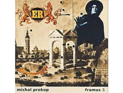 PROKOP MICHAL & FRAMUS FIVE - Město ER - CD