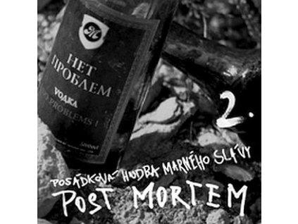 POSÁDKOVÁ HUDBA MARNÉHO SLÁVY - Post mortem 2 - 2CD