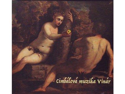 CIMBÁLOVÁ MUZIKA VINÁR - CD