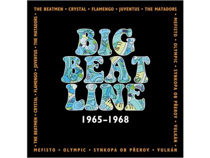 BIG BEAT LINE 1965 - 1968 - 2CD