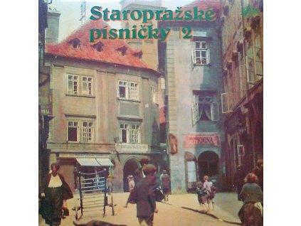 STAROPRAZSKE PISNICKY 2