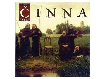 ČINNA - Čtvrtek - CD