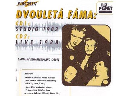 dvouleta fama 2cd archiv