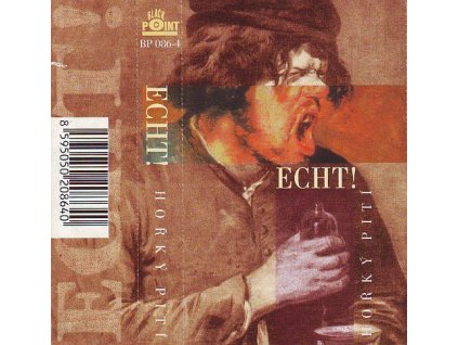 ECHT! - Hořký pití - MC