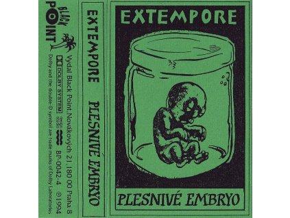 EXTEMPORE PLESNIVE EMBRYO MC